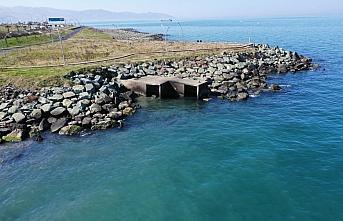Trabzon'da atık sularda Kovid-19 taraması için...