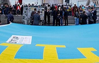 Ukrayna Parlementosu 'Kırım Tatar sürgününü...