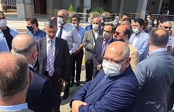 Vali Erdoğan Bektaş Zonguldak'tan ayrıldı