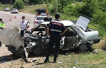 Zonguldak'ta 10 yaşındaki çocuğun öldüğü trafik...