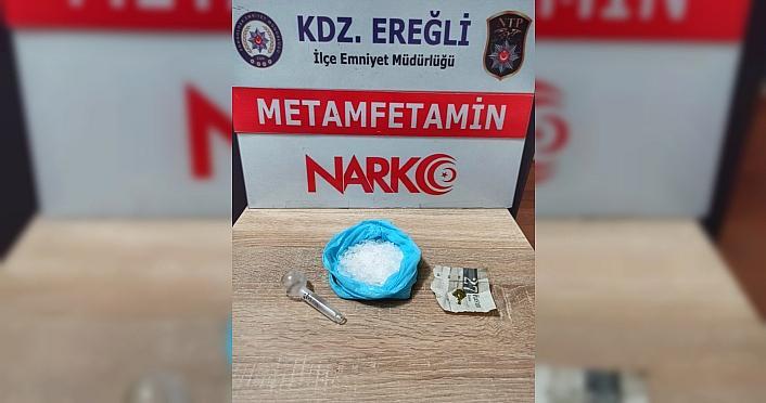 Zonguldak'ta uyuşturucu operasyonunda 13 zanlı yakalandı