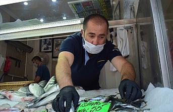 Batı Karadeniz'de balık kıtlığı fiyatları yükseltti