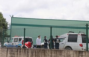 Bolu'da amonyak gazından etkilenen 7 işçi hastaneye...