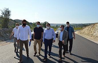 Büyükşehir Belediye Başkanı Demir Havza'da...
