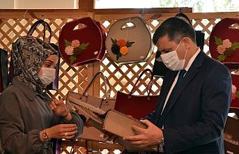 Çorum'da 2,5 milyon liraya inşa edilen Hitit köyü turistleri ağırlamaya hazır