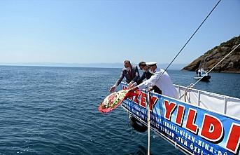 Denizcilik ve Kabotaj Bayramı Sinop'ta kutlandı