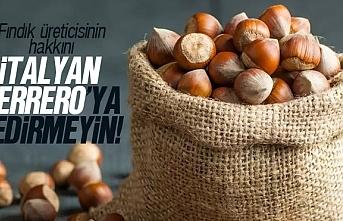 Fındık fiyatlarını neden Ferrero belirliyor? Üreticinin hakkını yedirmeyin!