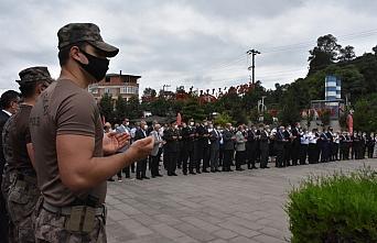 Giresun'da 15 Temmuz darbe girişimi
