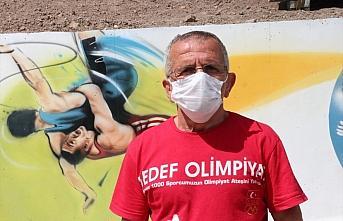 Grekoromen Güreş Milli Takımı'nın Bolu kampı