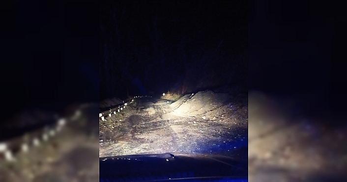 GÜNCELLEME - Artvin'de şiddetli yağış