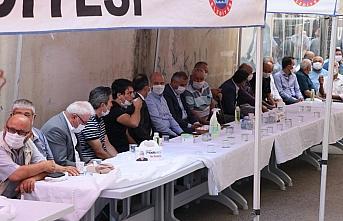 İçişleri Bakanı Soylu'nun kayınpederi Metin Dinç'in cenazesi Samsun'da defnedildi