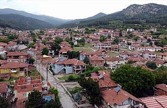 Karantina süreci tamamlanan 5 bin nüfuslu köyde...