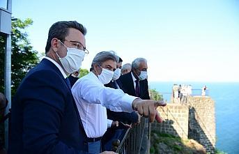 Kültür ve Turizm Bakan Yardımcısı Demircan, Giresun'da...