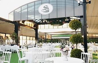 Samsun'a özel konsept düğün salonu, Set Wedding