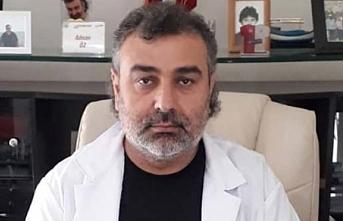 Samsun Diş Teknisyenleri Derneği Başkanı Adnan...