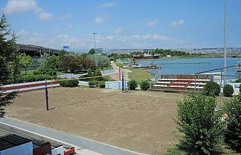 Samsun Karavan Parkı mavi ve yeşil için alternatif...