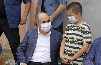Samsun Valisi Zülkif Dağlı, 15 Temmuz şehitlerinin...