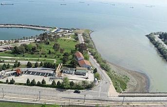Samsun'da Mert Irmağı'ndaki kokuyla ilgili teknik çalışma tamamlandı