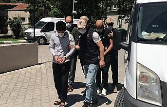 Samsun'daki DEAŞ operasyonunda 5 kişi daha sınır...