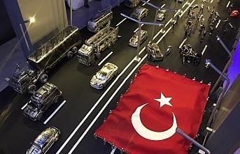 Samsun'daki Şehit Erol Olçok 1071'den 15 Temmuz'a Destanlar Müzesi ziyaretçilerini ağırlıyor