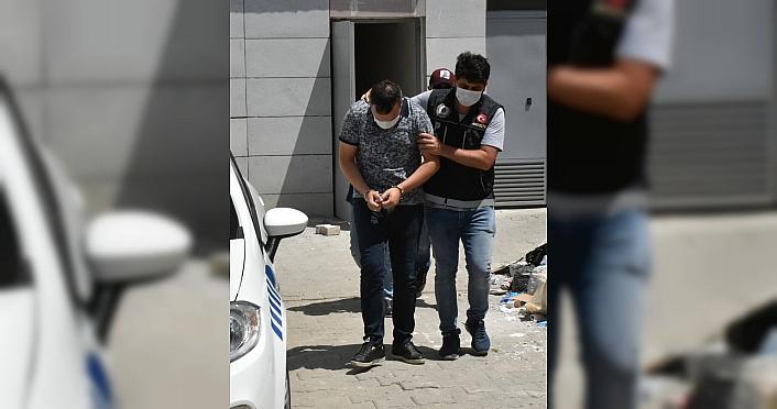 Samsun'daki uyuşturucu operasyonunda yakalanan 3...