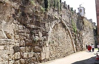 Sinop Tarihi Cezaevi ve Müzesi'nde restorasyon çalışmaları...