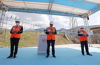 Tokat Niksar Akıncı Hidroelektrik Santrali Açılış Töreni