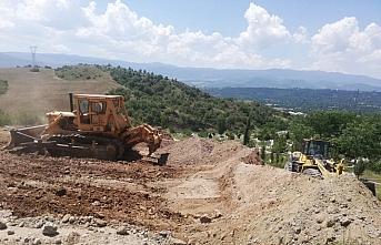 Tosya'da belediye çalışmaları