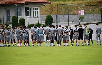 Trabzonspor, Yukatel Denizlispor maçının hazırlıklarına...