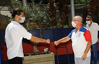 Trabzonspor'a transfer olan Muhammet Taha Tepe'den...