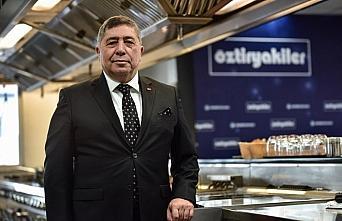 Türkiye'nin ilk yerli hızlı treninin mutfak setleri Öztiryakiler'den