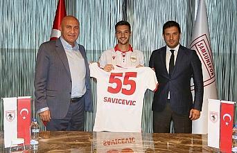 Yılport Samsunspor, ilk yabancı transferini yaptı