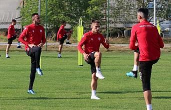 Yılport Samsunspor'da yeni sezon hazırlıkları...