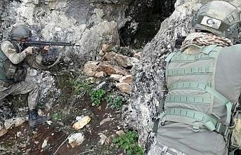 57 PKK/YPG'li terörist öldürüldü