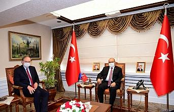 AB Türkiye Delegasyonu Başkanı Berger, Trabzon...