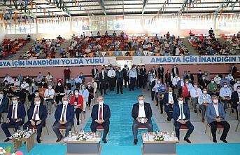 AK Parti Amasya Merkez İlçe Başkanı Galip Uzun...
