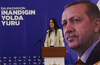 AK Partili Karaaslan, partisinin Salıpazarı ve Terme...