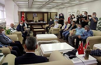 Anadolu Yayıncılar Derneği'nden Sinop ziyareti