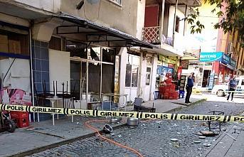 Artvin'de iş yerindeki patlamada bir kişi yaralandı