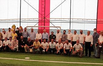 Boluspor Kulübünün yeni başkanı Abdullah Abat...