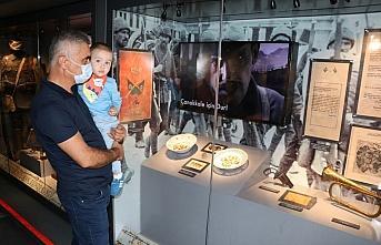 Çanakkale Savaşları Mobil Müzesi Karabük'te