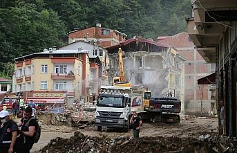 Çevre ve Şehircilik Bakanı Murat Kurum, Dereli'de...