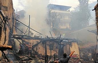 Çorum'daki 4'ü çocuk 5 kişinin hayatını kaybettiği ev yangını