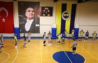 Fenerbahçe Beko, yeni sezon hazırlıkları Topuk Yaylası'nda sürdürüyor