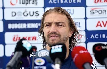 Fenerbahçe'nin yeni transferi Caner Erkin: