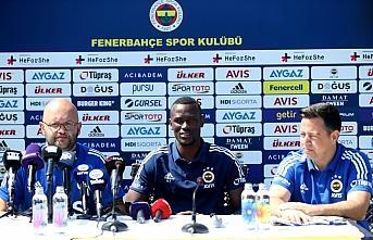 Fenerbahçe'nin yeni transferi Mame Thiam: