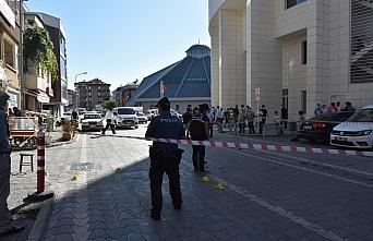 Samsun'da belediye önündeki silahlı saldırıda...