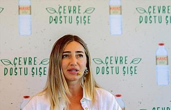 Hayat Su'dan Türkiye'nin ilk geri dönüştürülmüş şişesi