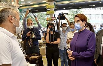 İYİ Parti Genel Başkanı Akşener, Karadeniz'deki...
