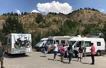 Karadeniz'de 6 ildeki kamp ve karavan alanları belirleniyor